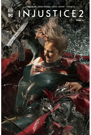 Injustice 2 Tome 6