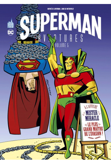 SUPERMAN Aventures Tome 5