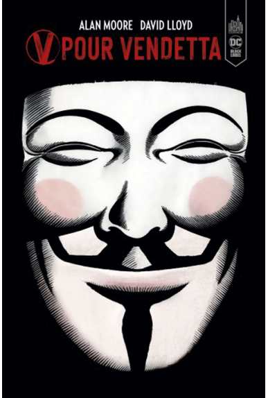 V pour Vendetta (Nouvelle édition)
