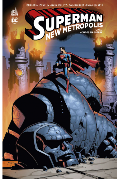Superman : New Metropolis Tome 3