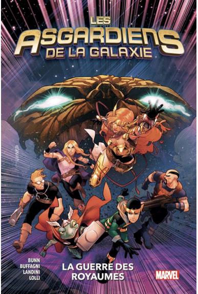 Asgardiens de la Galaxie Tome 2