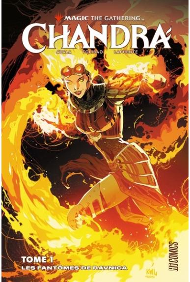 Magic The Gathering : Chandra