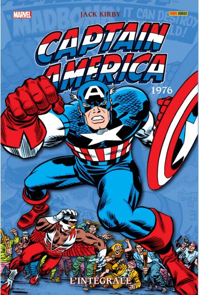 CAPTAIN AMERICA - L'INTEGRALE 1976