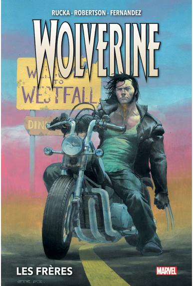 Wolverine Tome 1 par Greg Rucka