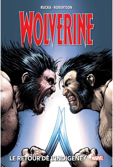 Wolverine Tome 2 par Greg Rucka