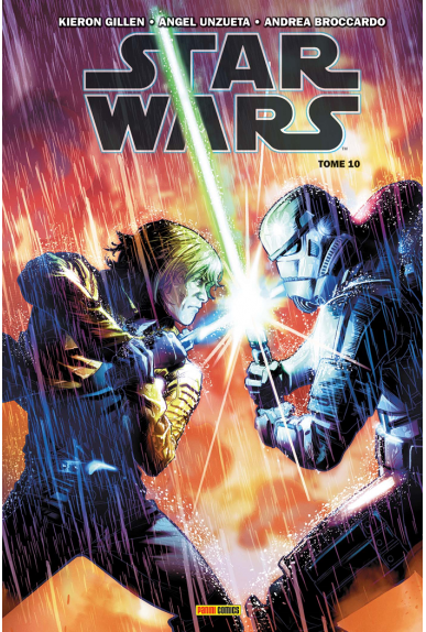 STAR WARS TOME 10