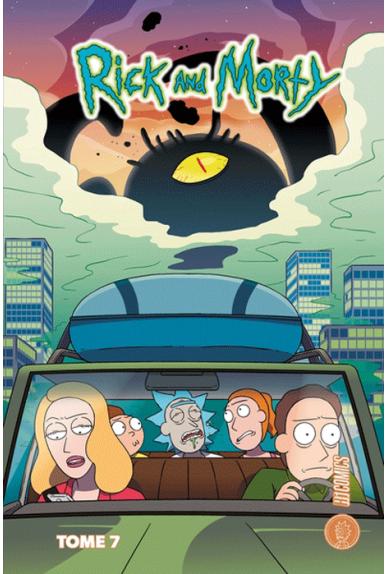 Rick & Morty Tome 7