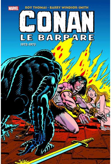 Conan le Barbare Intégrale 1972-1973