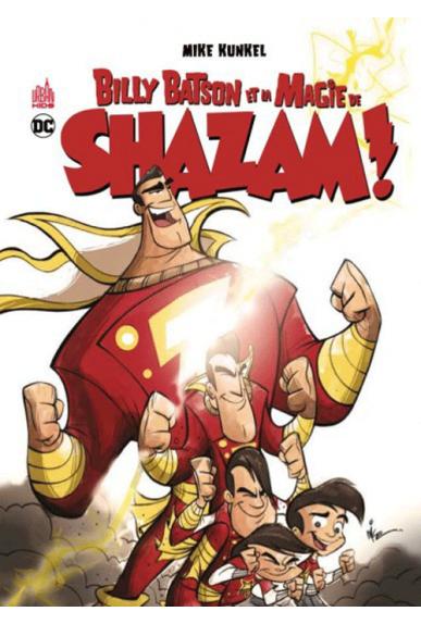 Billy Baston et la magie de Shazam