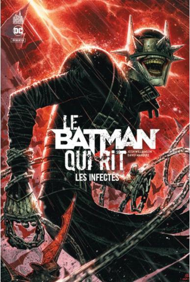 Batman qui rit : les infectés