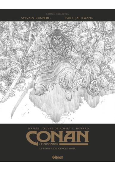 Conan le Cimmérien Tome 8 Noir & Blanc