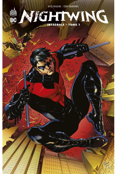 Nightwing intégrale tome 1