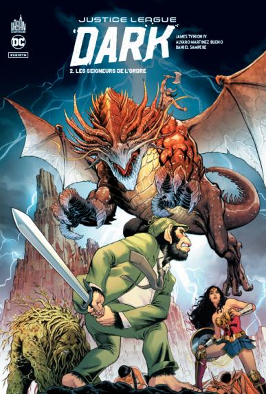 Justice League Dark Rebirth tome 2