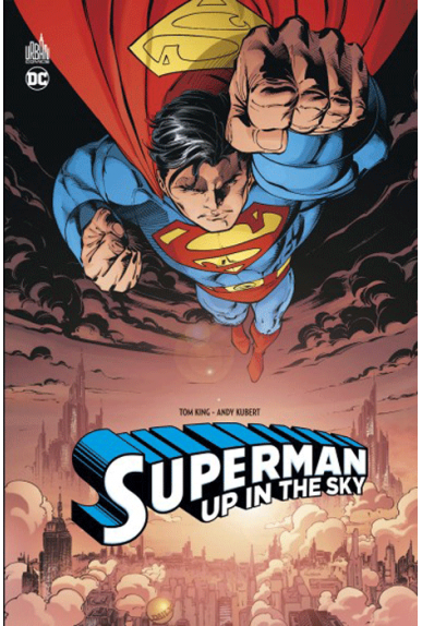 Superman : Up in the sky