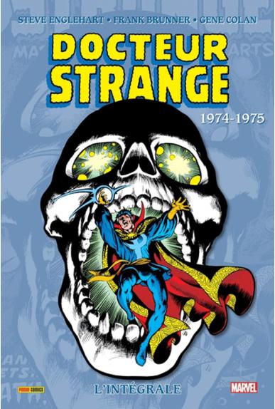 Docteur Strange L'intégrale 1974-1975