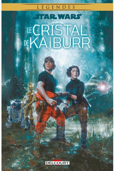 STAR WARS - Le Cristal de Kaïburr