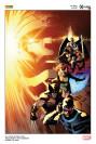 Ex-Libris X-Men par Pepe Larraz