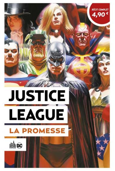 Justice League : La promesse