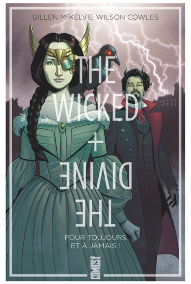 The Wicked + The Divine Tome 8