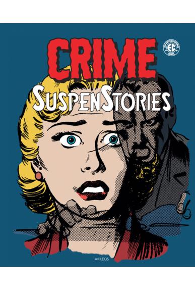 Crime SuspenStories Tome 4 + livret de couvertures