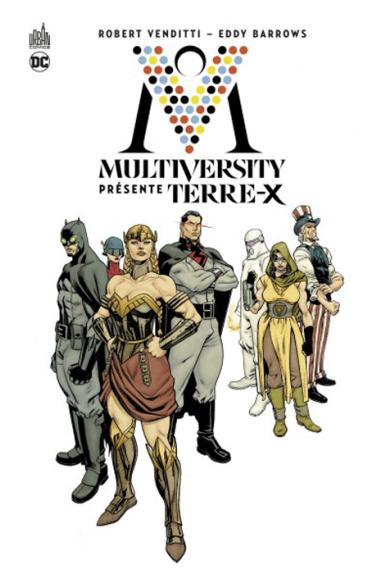 Multiversity présente Terre X