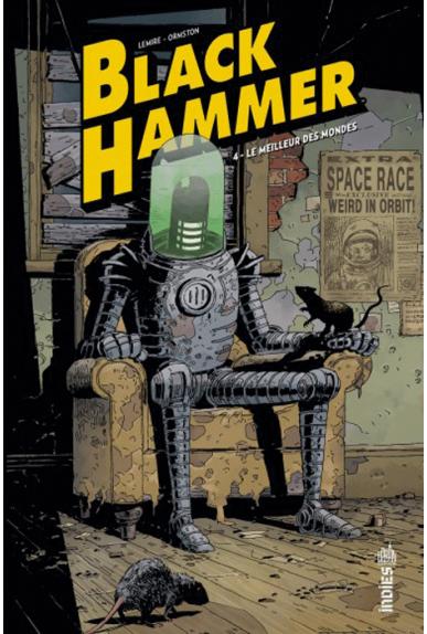 Black Hammer Tome 4