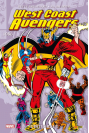West Coast Avengers L'intégrale 1986