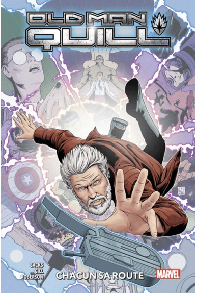 Old Man Quill Tome 2