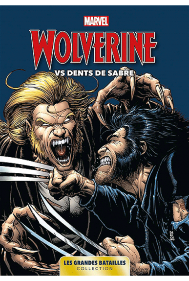 Wolverine VS Dents de sabre