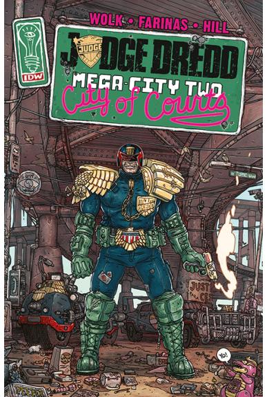 Judge Dredd : Mega City Two
