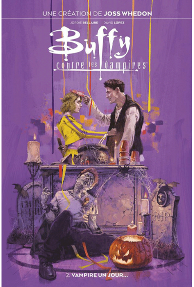 Buffy contre les vampires Tome 2