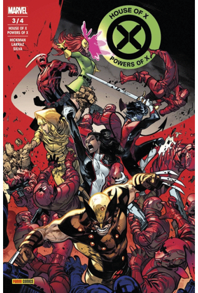 House of X / Powers of X 3