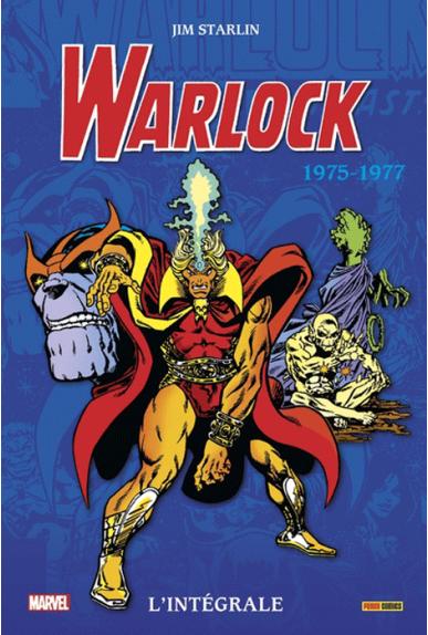 Adam Warlock L'intégrale 1975-1977