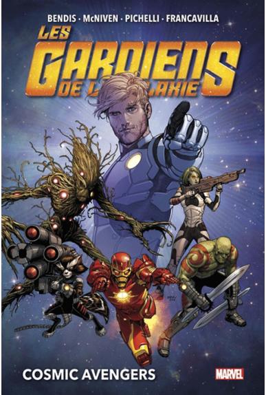 Les Gardiens de la Galaxie Tome 1