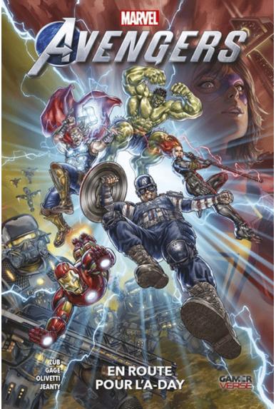Avengers : en route pour l'A-Day Tome 1
