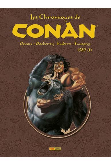 CHRONIQUES DE CONAN 1989 (I)