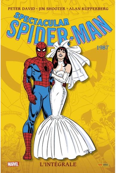 Spectacular Spider-Man L'Intégrale 1987