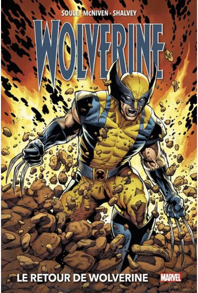 Le Retour de Wolverine