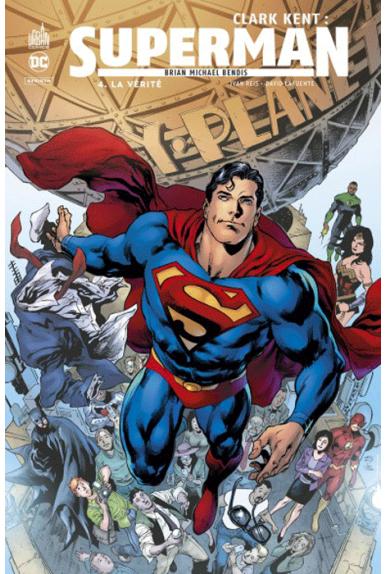 Clark Kent : Superman Tome 4