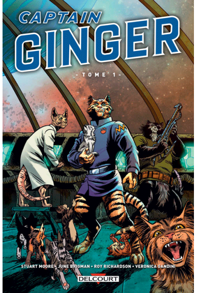 Captain Ginger Tome 1