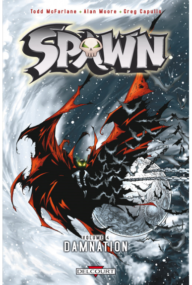 SPAWN Tome 4 - DAMNATION