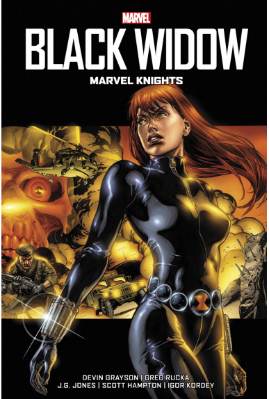 Black Widow : Marvel Knights