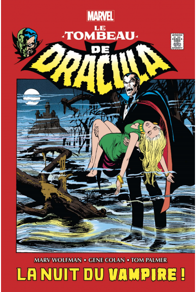 Tomb of Dracula Tome 1