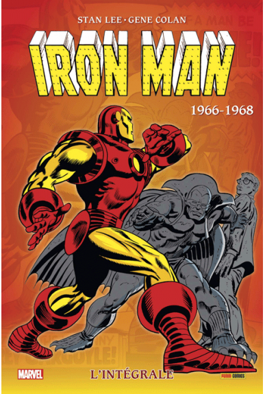IRON MAN L'INTEGRALE 1966-1968 (nouvelle édition)