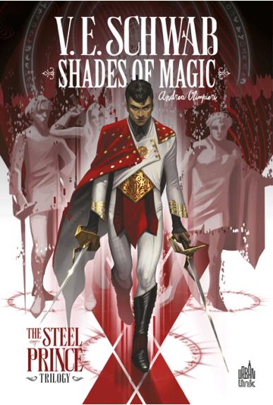 Shades of magic : the steel prince 1 Urban Link - Excalibur comics