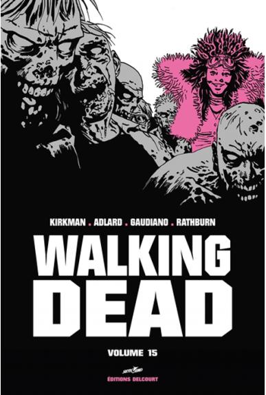 Walking Dead Prestige Volume 15