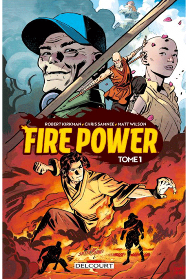 Fire Power Tome 1