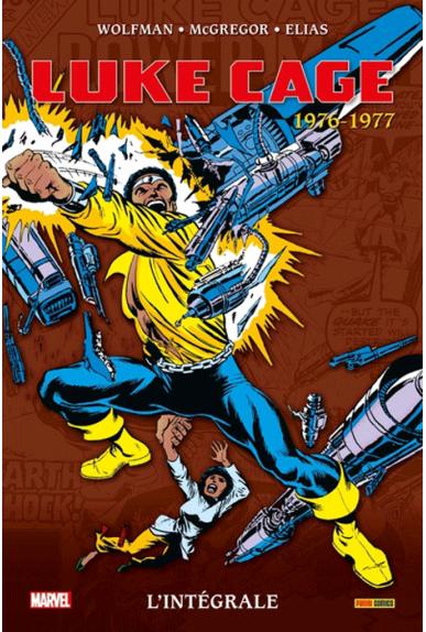 Luke Cage L'intégrale 1976-1977