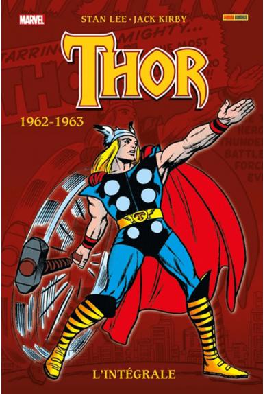 Thor L'intégrale 1962-1963 (nouvelle édition)