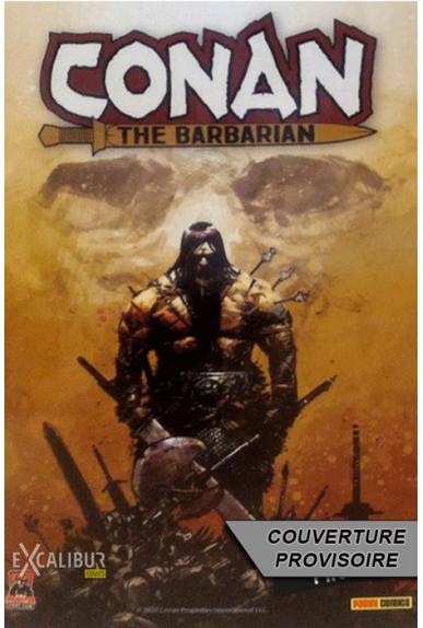 Tout l'art de Conan